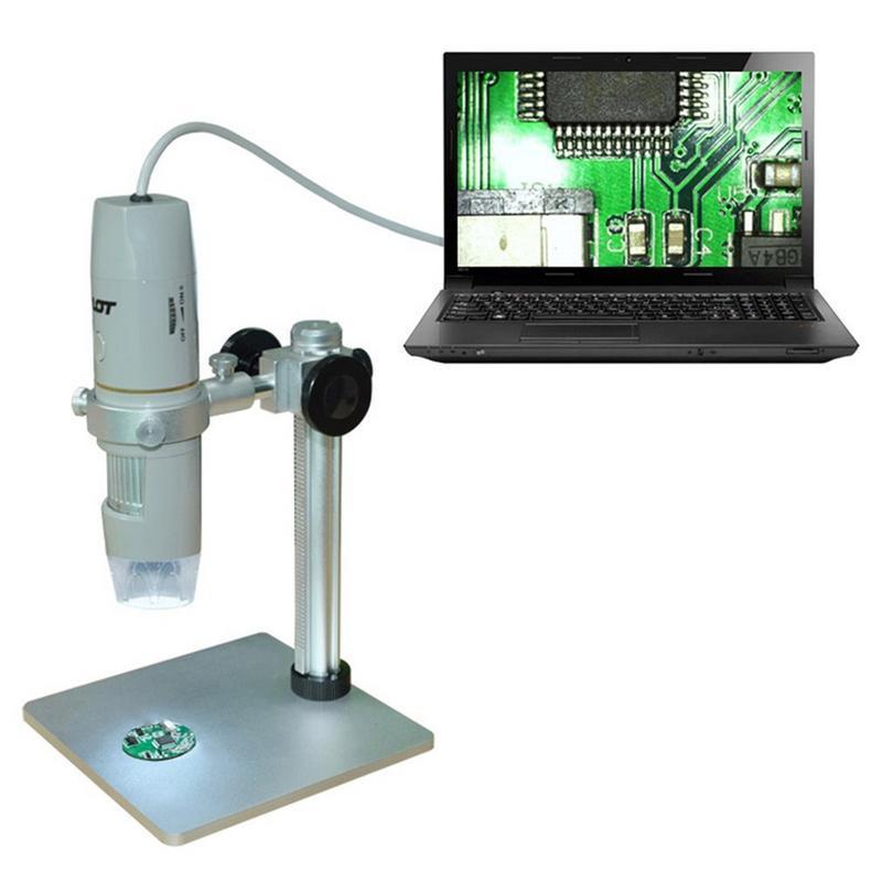 500X USB Цифровой Микроскоп USB OTG функция с подставкой держатель микроскоп