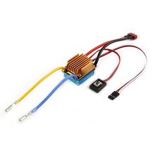 Hot 5-13V 320A Waterproof 3S 60A Brushed Motor Esc Electronic Speed C(China)