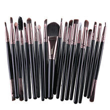 20Pcs Professional Makeup Brushes Set Powder Foundation Eyeshadow Make Up Cosmetics Soft Nylon