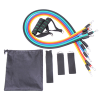Fitness Resistance Band Set Chest Expander Fitness Bands for Biceps Abs Quads Buttocks Triceps