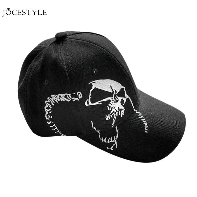 Summer   Baseball     Cap   New Cotton Mens Hat Youth Casual Sun   Caps   Snapback   Caps   Skullies Right Skeleton Embroidered Dad Hat
