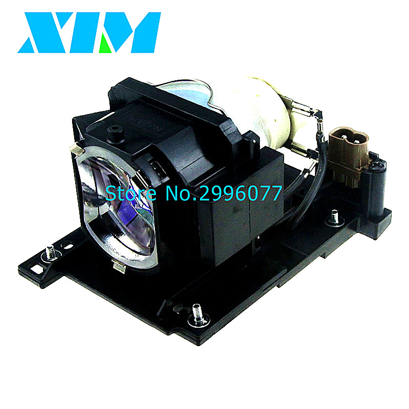 DT01022 Projector Replacement Lamp With Body For Hitachi CP-RX80W / CP-RX78 / ED-X24 / CP-RX78W / CP-RX80 / ED-X24Z
