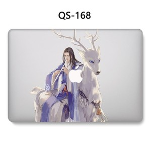 Image 2 - עבור מחשב נייד שרוול למחשב נייד MacBook 13.3 15.4 אינץ עבור MacBook רשתית 11 12 מקרה עם מגן מסך מקלדת קוב