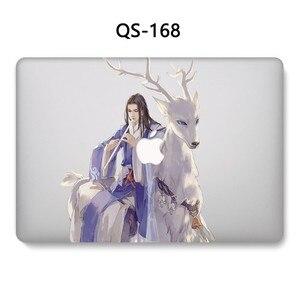 Image 2 - ラップトップのためのノー macbook 13.3 インチ 15.4 Macbook Air Pro の網膜 11 12 ケースとスクリーンプロテクターキーボード入り江