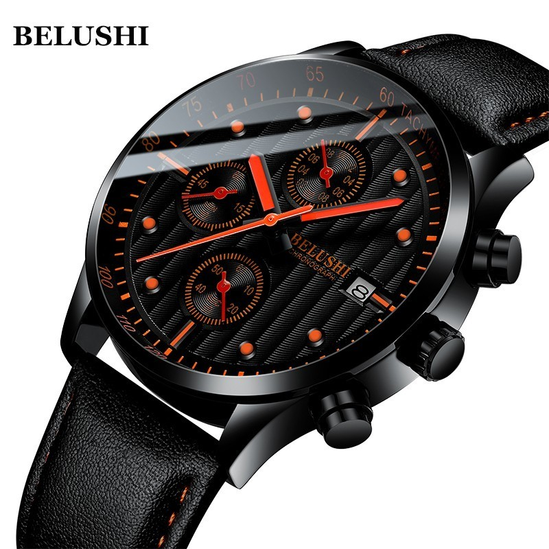 Men Watch 2018 Luxury Brand Men Military Sports Watches Mens Quartz Date Clock Man Casual Leather Wrist Watch  Belushi  RelogioMen Watch 2018 Luxury Brand Men Military Sports Watches Mens Quartz Date Clock Man Casual Leather Wrist Watch  Belushi  Relogio