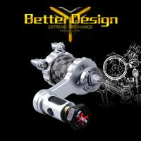 Professional Adjustable Stroke Direct Drive Rotary Tattoo Machine Liner And Shader Motor Supplies