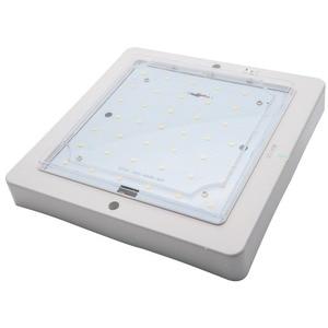 Image 3 - 12V 9W Araba Karavan LED Sıcak Beyaz Işık Kapalı Çatı Tavan Iç Lamba kubbe ışık
