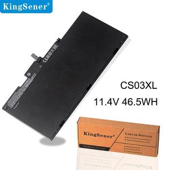 цена на KingSener CS03XL Battery for HP EliteBook 740 745 840 850 G3 G4 ZBook 15u G3 G4 mt43 HSTNN-IB6Y HSTNN-DB6U 800513-001 800231-1C1