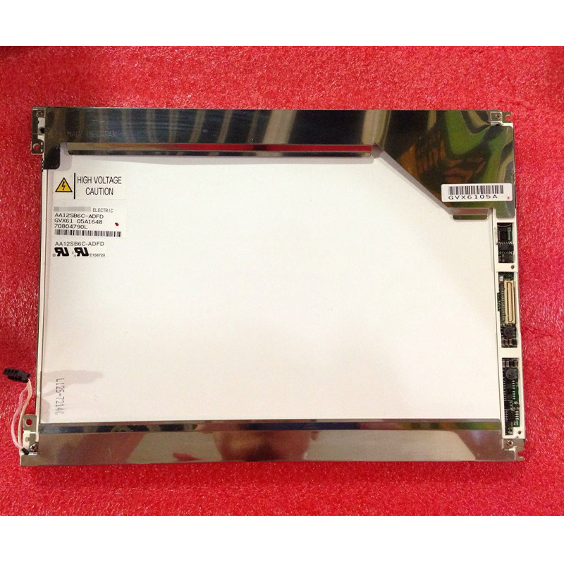 Original 12.1inch AA12SB6C-ADFD LCD Screen Display Panel Replacement Free shipping original new display gigabyte gsmart roma r2 lcd replacement free shipping