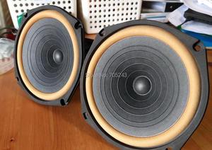 Image 2 - زوج 2 وحدة مكبر صوت هيند 6.5 بوصة كامل المدى P610S CL0N (2020 كلاسيكي إصدار النيكو)