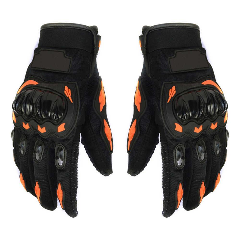 Doigt complet Moto gants Motocross Luvas Guantes Moto engrenages de protection gant costume pour toutes les saisons anti-dérapant vélo gant