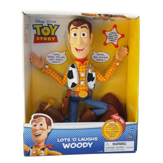 1PC TOY STORY WOODY KIDS TALKING TOY ACTION FIGURE FIGURINES GIFT PVC