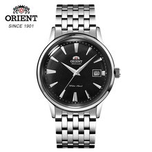 Original ORIENT Mens Watch Classic Automatic Mechanical Business Casual Simplicity Wristwatches