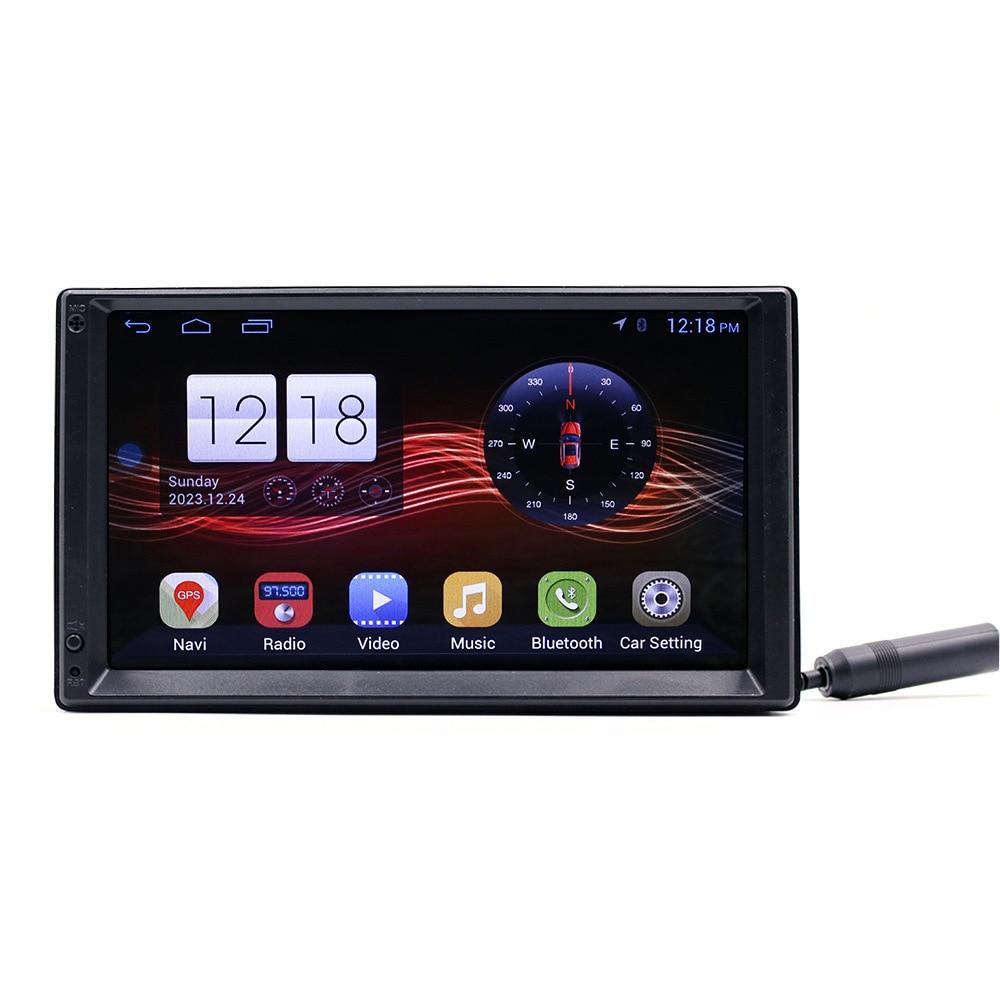 7-Inch High-Definition Press Screen Car Mp5 Player Bluetooth Calling Mp4 Navigator 70897-Inch High-Definition Press Screen Car Mp5 Player Bluetooth Calling Mp4 Navigator 7089
