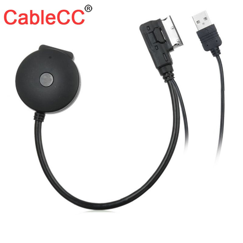 Cablecc AUX USB & 3.5mm To Bluetooth Audio Aux & USB