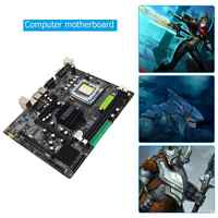 Motherboard For Intel 945GC 945 ICH Chipset For LGA 775 Dual Channel DDR2 Memory Mainboard Replace G31 SATA2.0 Gaming Mainboard