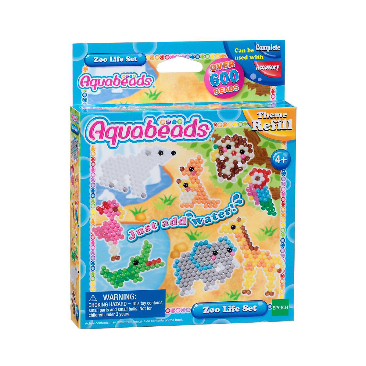 Aquabeads Beads Toys 10134712 Creativity Needlework For Children Set Kids Toy Hobbis Arts Crafts DIY
