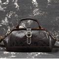 Высококачественная женская сумка-мессенджер на плечо  цветная Ретро винтажная натуральная кожа  сумка-тоут из натуральной кожи  сумка чере...