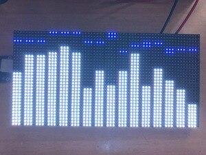 Image 3 - DYKB 전문 음악 스펙트럼 AS3264 풀 컬러 RGB 디스플레이 분석기 MP3 앰프 오디오 레벨 표시기 리듬 VU 미터