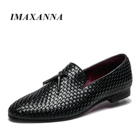 IMAXANNA Men Oxford Shoes Breathable Action Leather Men's Flats Men Shoes Summer Spring Casual Shoes For Man Plus Size 38 48