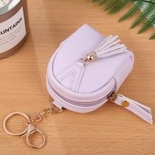 Coin Purse Mini Female Clutch Bag Ladies Card Wallet Key Zipper