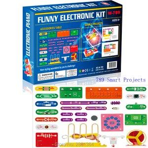 Smart Educational Electronics