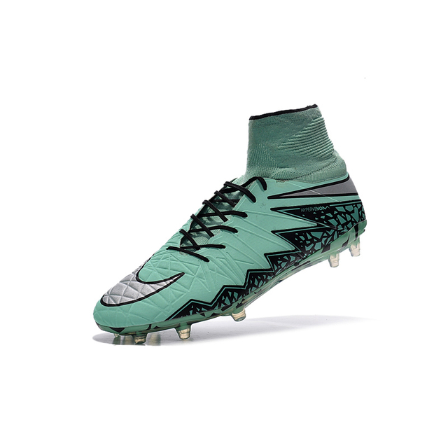 sale retailer 71776 513bb Nike Hypervenom Phantom Ii Fg Outdoor Soccer Training Sneakers Sports Shoes  747214-845 Football shoes Boots 39-45
