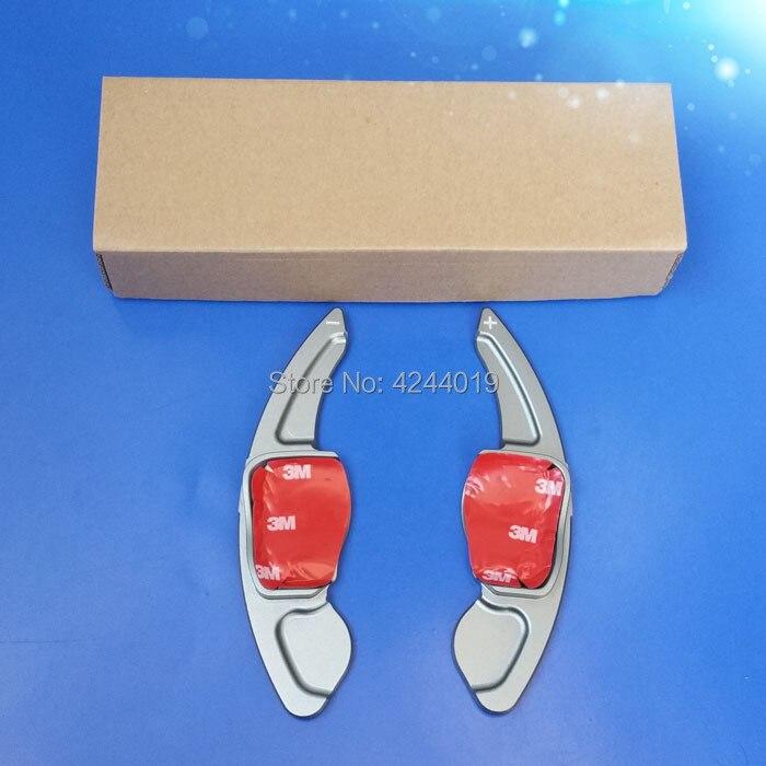 Pour Volkswagen Beetle de Changement de Volant Paddle Extension Manettes Gris