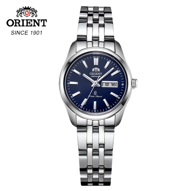 ORIENT watch women Sliver Black Stainless Steel Watchband High Quality Casual Wristwatch Gift for Female Relogio FemininoORIENT watch women Sliver Black Stainless Steel Watchband High Quality Casual Wristwatch Gift for Female Relogio Feminino