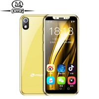 K TOUCH i9 Face ID Mobile phone smallest small unlocked super mini android smart phone android 8.1 4G lte Quad Core cell phone