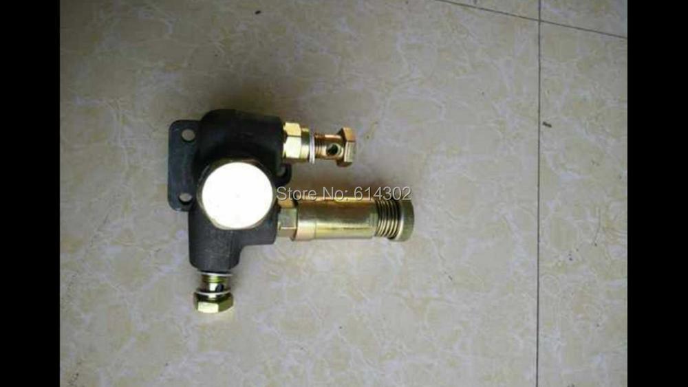 Chine fournisseur amorce pompe/pompe d'alimentation pour pompe d'injecteur pour Weichai huafeng R6105zd R6105AZLD R6105IZLD pièces de moteur diesel