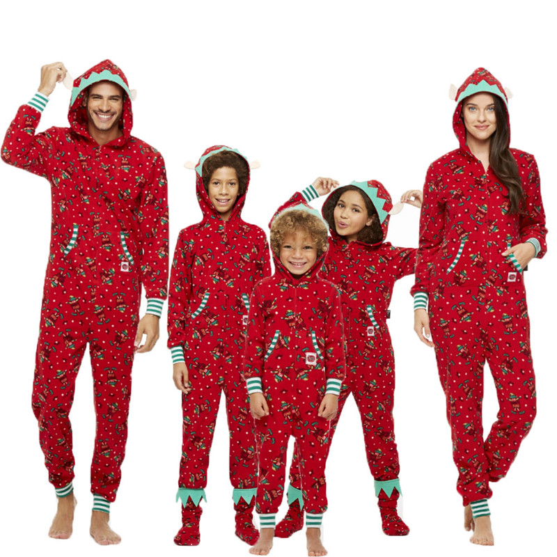590ac97e9 Detail Feedback Questions about Family Matching Christmas Pajamas ...