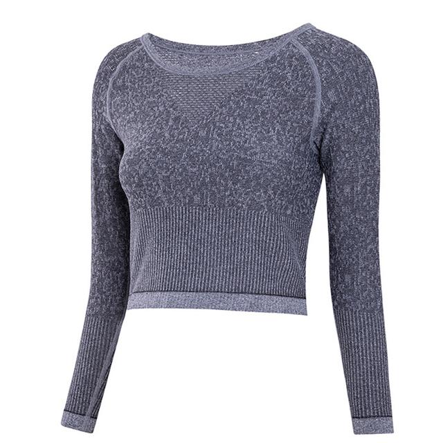 Women's Comfortable Long Sleeve T-Shirt