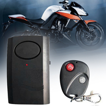 цены 120db 9V Motorcycle Security Alarm Anti Theft With Wireless Remote For Motorbike Scooter