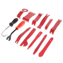 Colaxi 13Pcs Car Audio Repair Removal Tool Kit Door Clip Panel Trim Dash