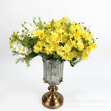 Photographic Decoration of 30 Spring Chrysanthemum Simulated Flowers and Fake for Home