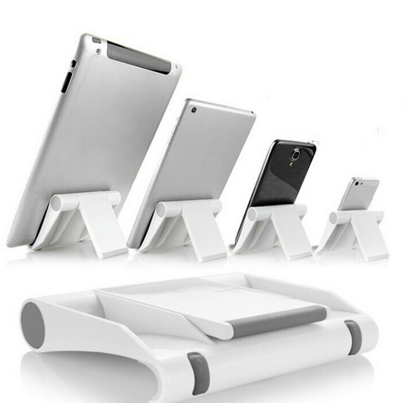 Rondaful New Desktop Multifunctional Rotary Universal Tablet PC Stand Foldable Mobile Phone Universal Mount