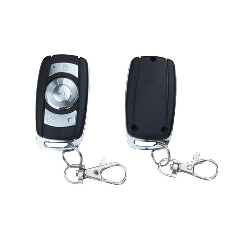 Alarme antivol de voiture universelle système de démarrage à un bouton système de démarrage Intelligent clé de Vibration alarme antivol de voiture démarrage à distance du moteur - 5