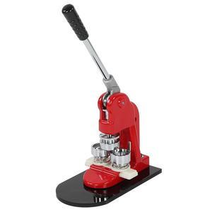 Image 4 - 25mm znaczek naciśnij naciśnij ekspres maszyna z 1000 koło przycisk części