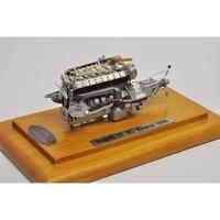 1/18 Весы Модель CMC Bugatti 57 SC двигатели для автомобиля сплав для модели игрушечные лошадки хобби деревянный база коллекционные подарки Бесплат