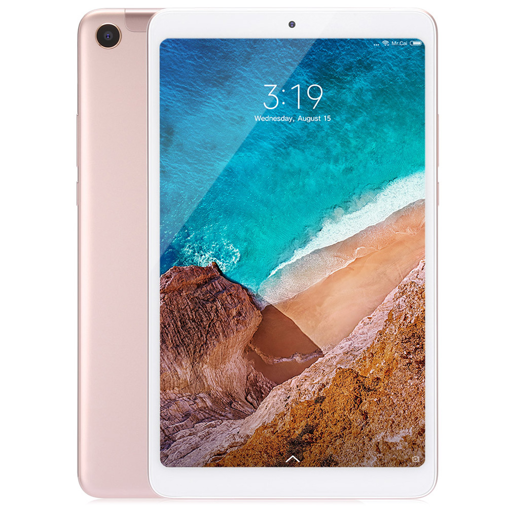 Xiaomi Mi Pad 4 Plus 4G Phablet 10.1 MIUI 9 Snapdragon 660 4G 64G Facial Recognition 5MP 13MP Dual Cam Dual WiFi LTE Tablet PC