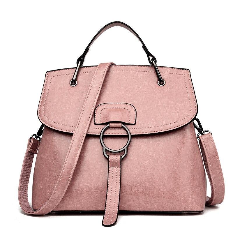 Super Porte Mode Sac 2018 De Femmes monnaie Pink black À Main Portefeuille Pour blue brown Bandoulière Peau Luxe Sacs Boutique Designer Nouveaux AxqfX