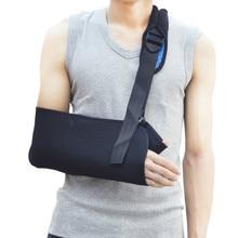 Correa ajustable para el hombro de la correa del soporte de la Honda del  brazo médico herramientas ortopédicas de la muñeca de l. c5b6114d54ed