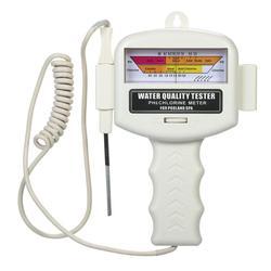 Zbiornik wody w basenie tester jakości analizator PH długopis miernik detektor gazu chloru do sauny gorące źródła w Mierniki pH od Narzędzia na