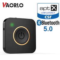 2 IN 1 5.0 Wireless Bluetooth Transmitter Receiver Dual Link Bluetooth Adapter APTX HD low latency For TV Headphone Receptor AUX