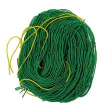 Садовое зеленое нейлоновое овощное растение решетчатая сетка поддержка сетки фасоли растение скалолазание выращивание забор анти-птица сетка