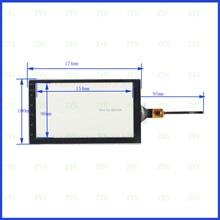 Жидкий XY-PG70049-FPC 7 дюймов емкостный сенсорный экран для gps автомобиля 175 мм* 100 мм Touchsensor стекло