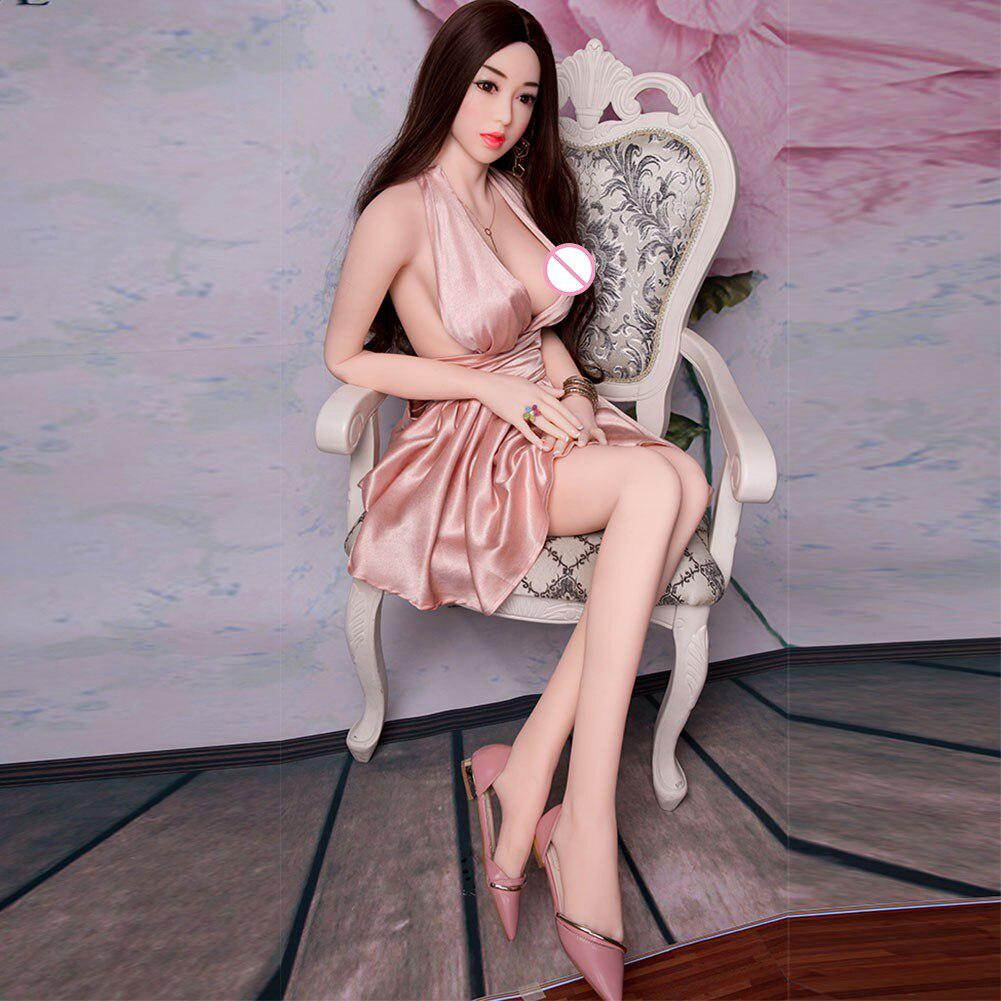 RABBITOW Life Size Sex Dolls Lifelike Real Silicone Love Doll with Big Breast Oral/Vagina Sexy Toys for ManRABBITOW Life Size Sex Dolls Lifelike Real Silicone Love Doll with Big Breast Oral/Vagina Sexy Toys for Man
