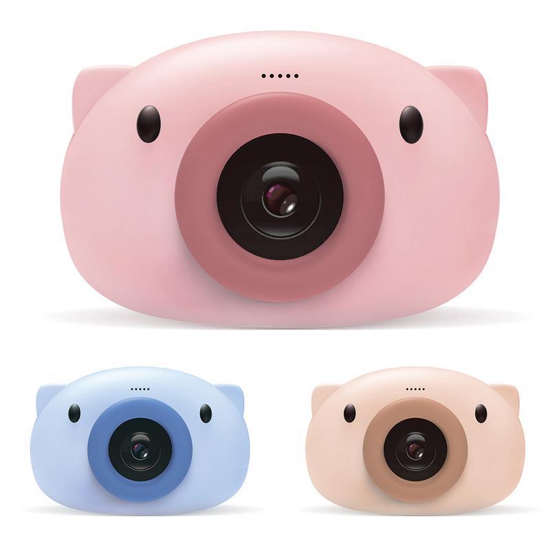 Enfants bande dessinée forme jouets éducatifs caméra 3 K WIFI caméra pour enfants jouets éducatifs cadeaux d'anniversaire