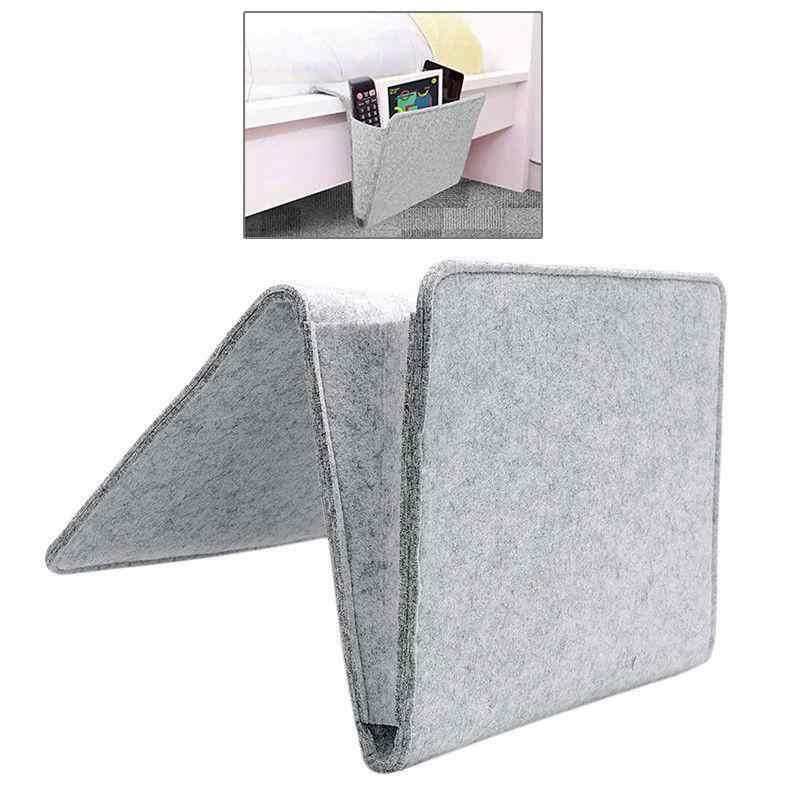 Диван подлокотник Организатор диване Multi Функция прикроватная сумка для хранения Книга дистанционное управление держатель